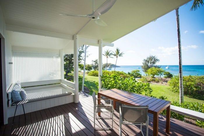Beachfront Suite View