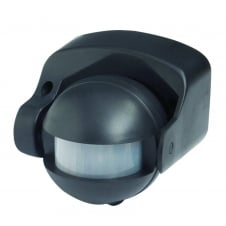 180° Black Motion Movement Detector