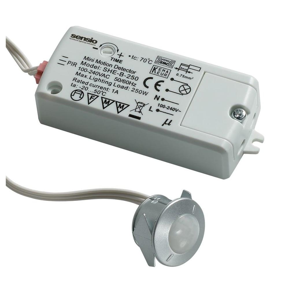 Se40515 250w Pir Cupboard Sensor Ideas4lighting Sku5912i4l Lights Circuit Switch
