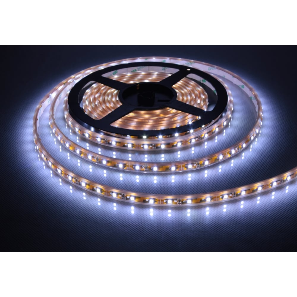 Teucer Led 5m Roll Of 12w Single Row Tape