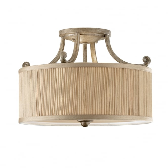 Feiss Abbey Semi-Flush Light