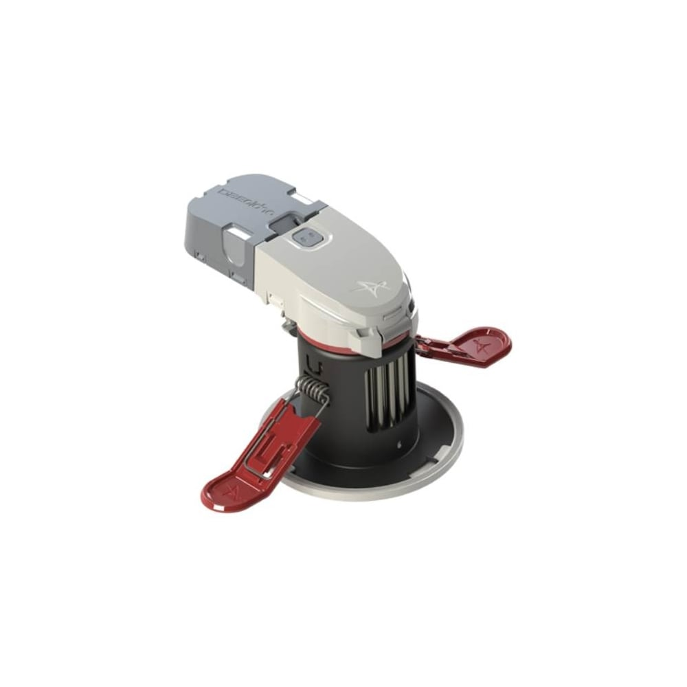Recessed Lighting Gimbal : Ansell orbio downlight aorbled gim cool white