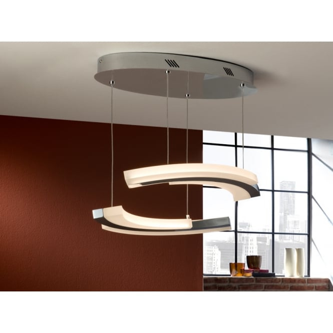Schuller Aruma Ring Space Ceiling Light