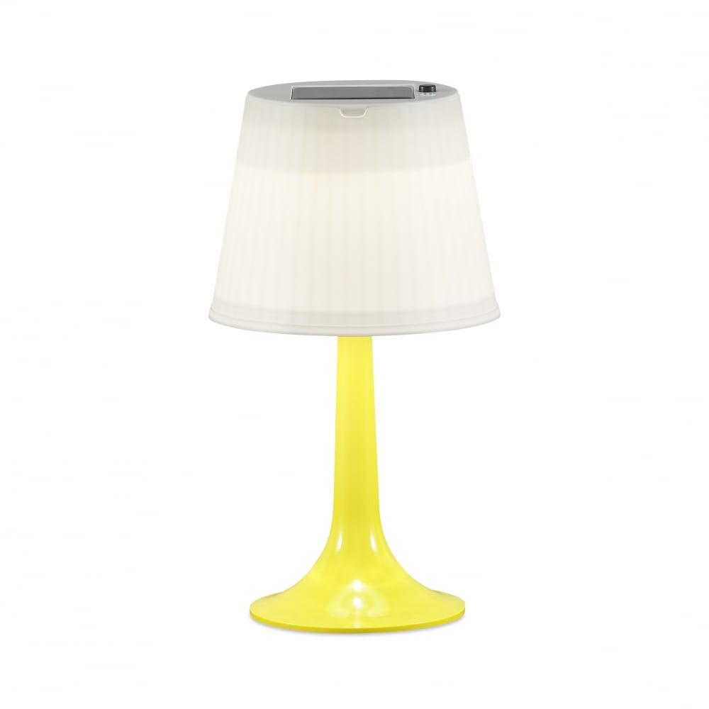 Konstsmide 7109-102 Assisi Solar Tabel Light LED