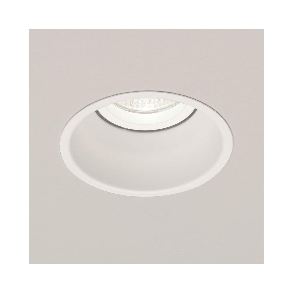 Astro Minima Gu10 Recessed Ceiling Downlight Slimline