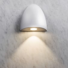 Orpheus LED Painted White