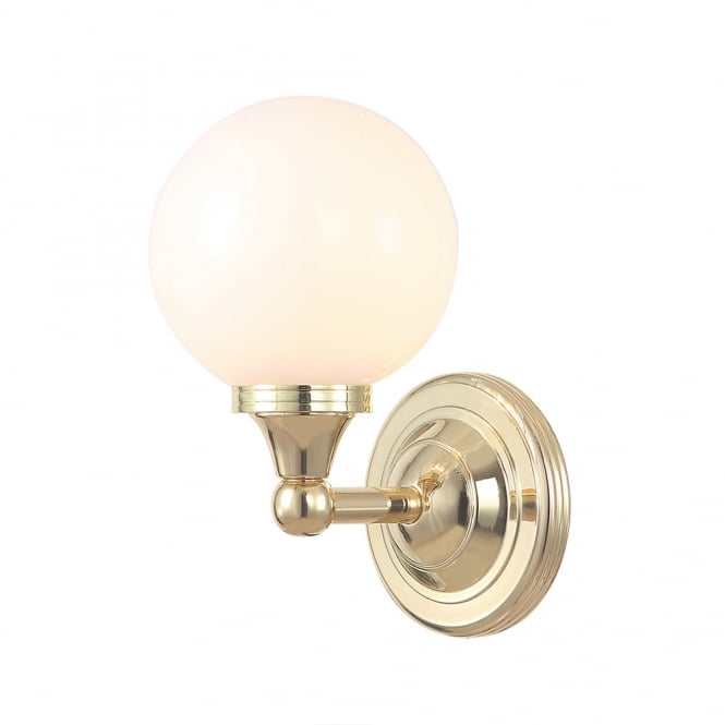 Elstead Austen Bathroom Globe Wall Light