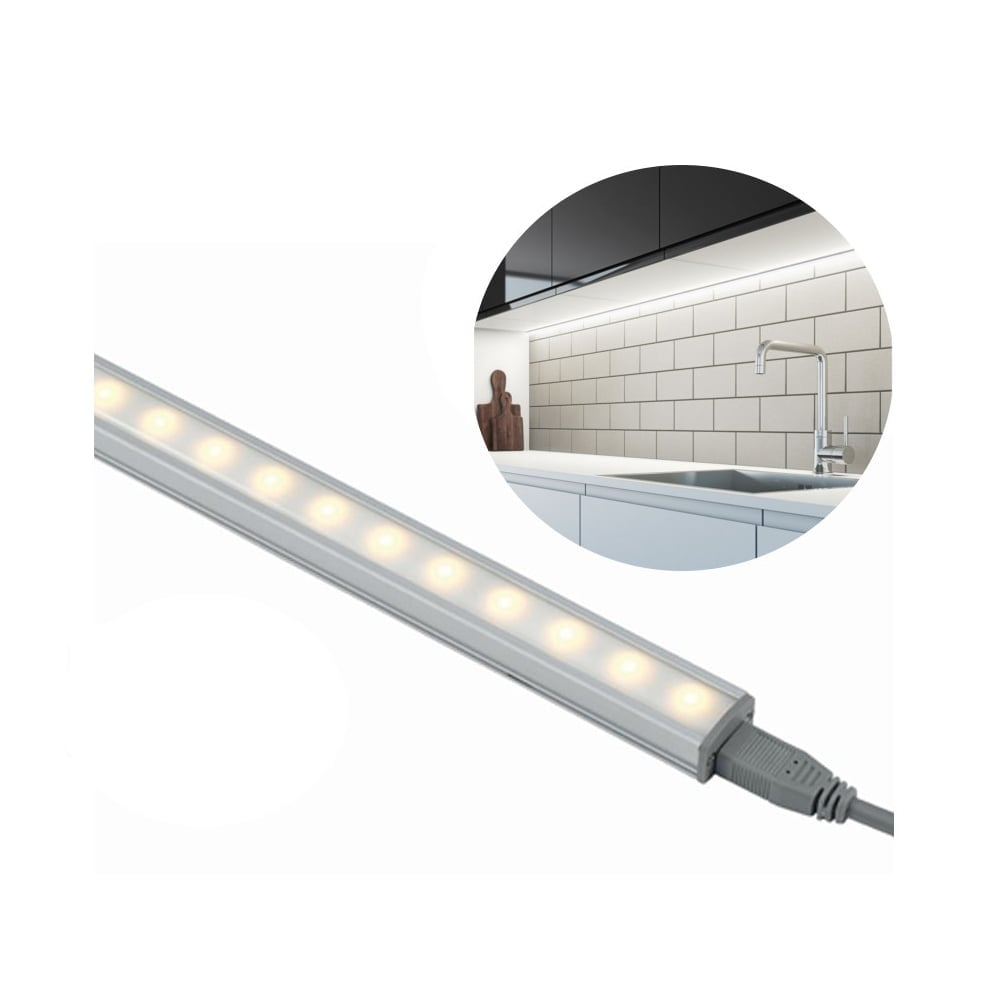 An Axiom Led Linear Rigid Strip Light