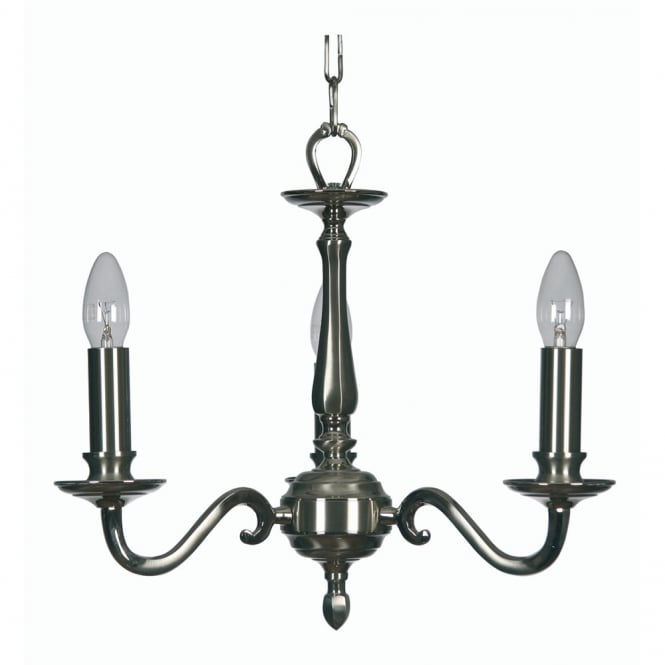 Pedret Aylesbury 3 Light Pendant