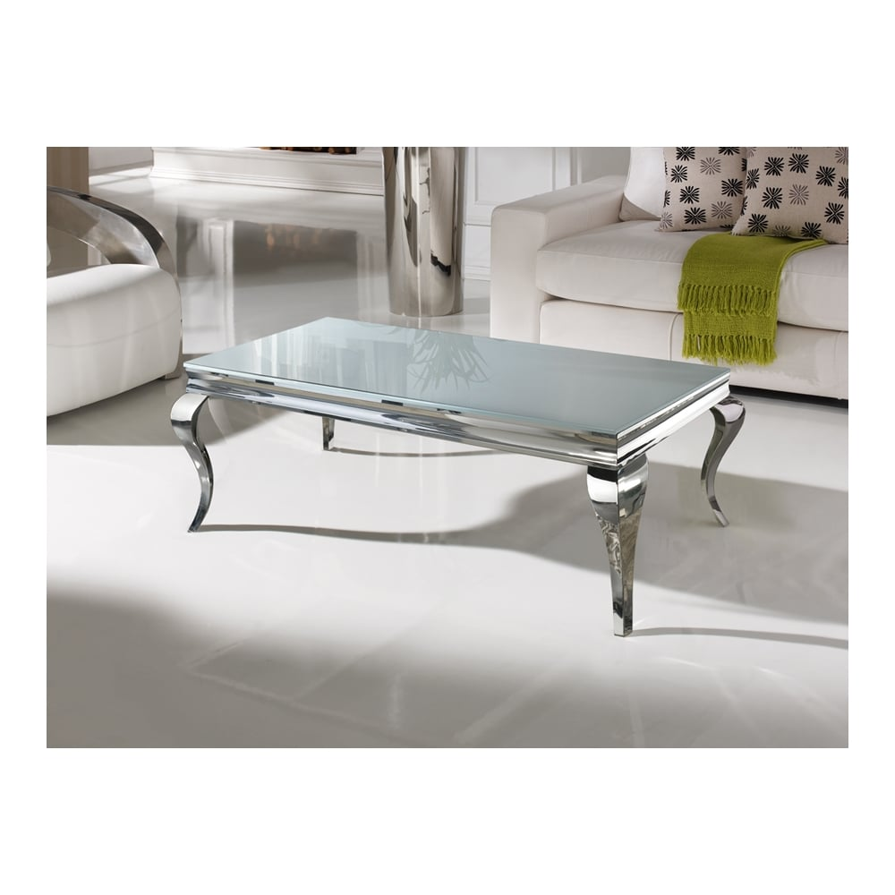 Barroque Coffee Table St Gl