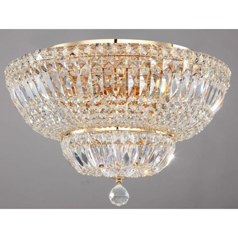 Maytoni Lighting Basfor Diamant Crystal