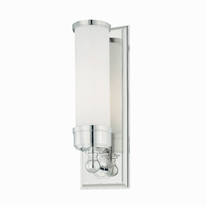 Elstead Bathroom Worcester 1lt Wall Light