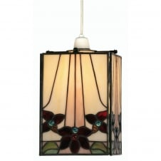 Camillo Tiffany Non-Electric Pendant