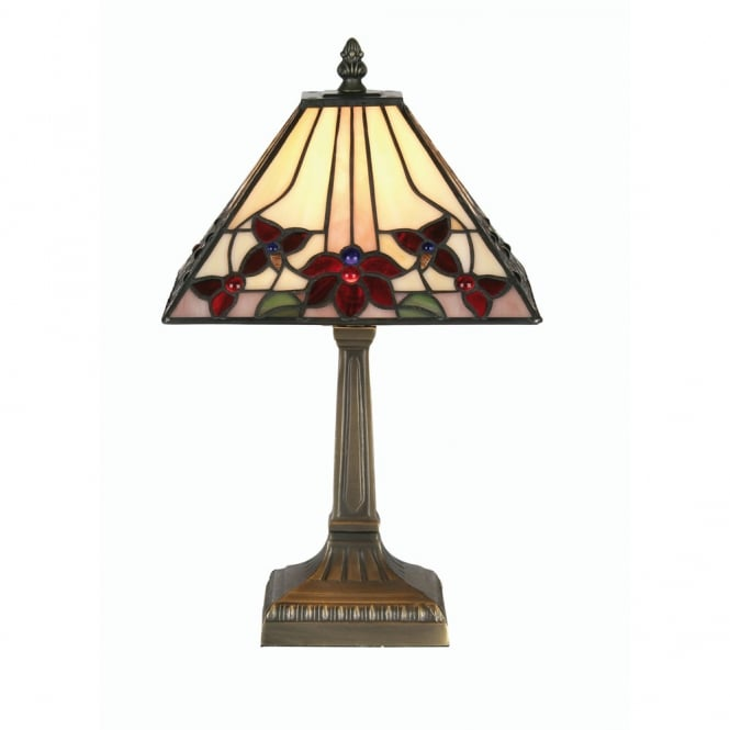 Oaks Camillo Tiffany Table Lamp