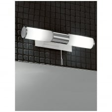 Chrome Bathroom Wall Light IP44