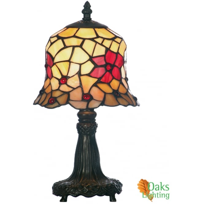 Oaks Cordelia Tiffany Table Lamp