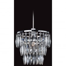 Buy easy fit non electric ceiling pendants ideas4lighting non electric crystal pendant aloadofball Images