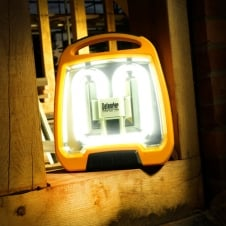 Defender 38W 2D PL Floor Site Light