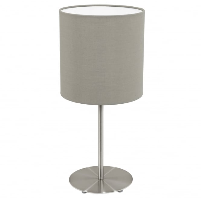 Eglo PASTERI Taupe Table Lamp
