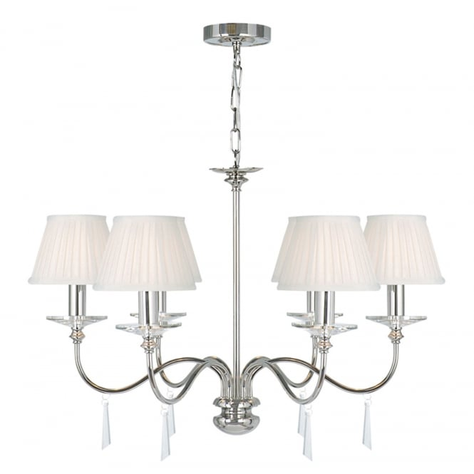 Elstead  Finsbury Luxury Ceiling Chandelier