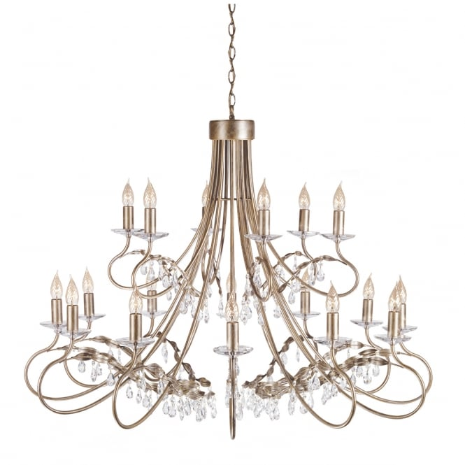 Elstead Christina 18lt Chandelier