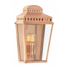 Mansion House Wall Lantern Copper
