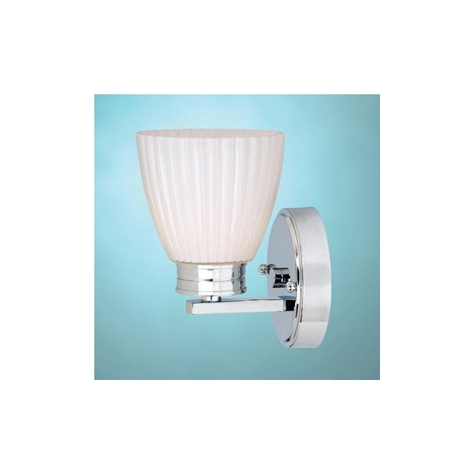 Elstead Wallingford Single Bathroom Wall Light