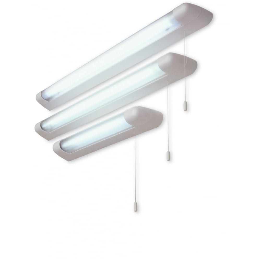13w Fluorescent Strip Light Switched