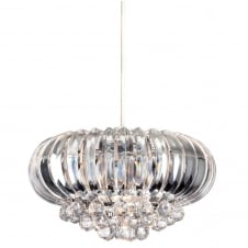 Crown Easy-Fit Pendant