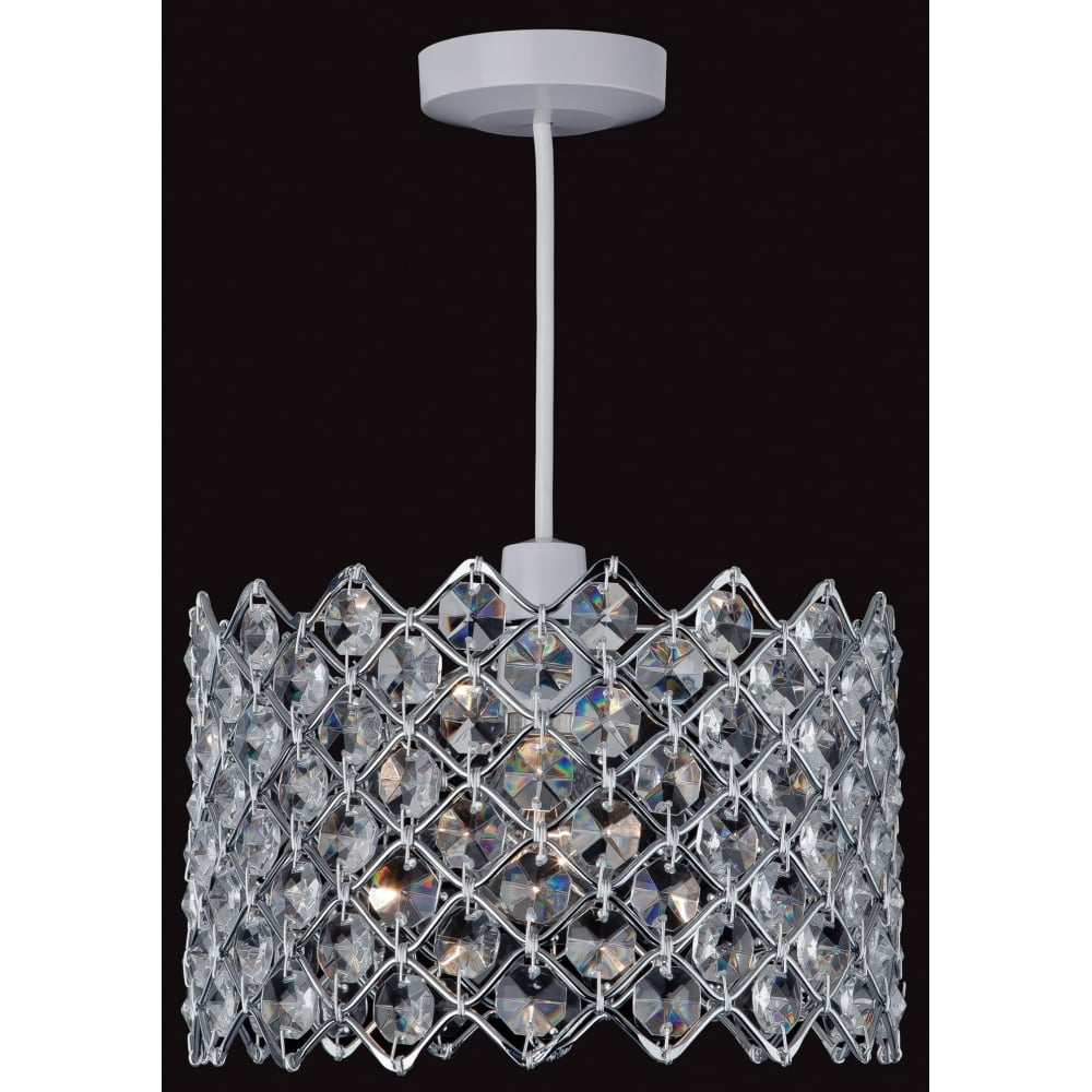 Crystal Lamp Shades Chandeliers