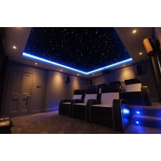 LED Fibre Optic Ceiling Lights Lighting Pack