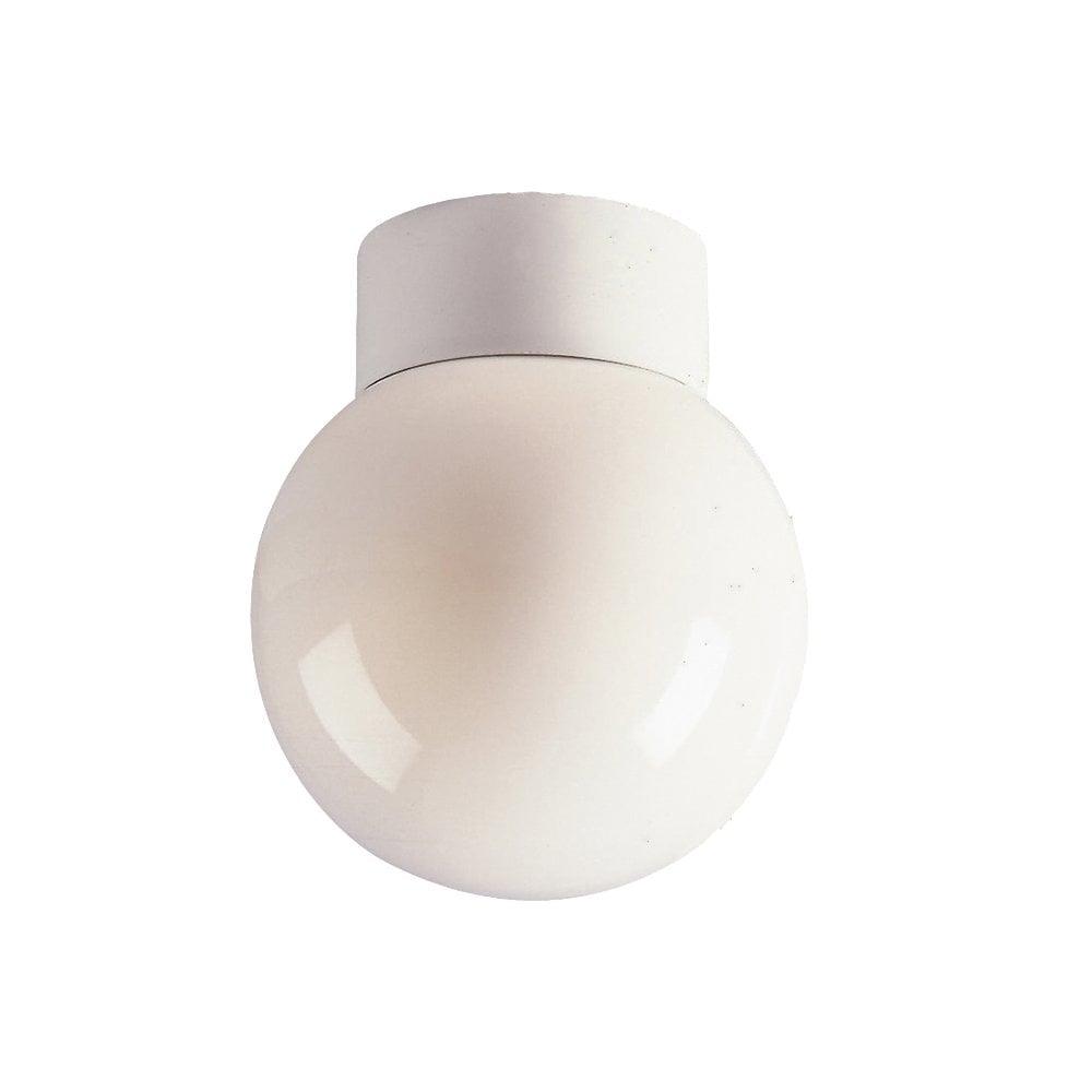 Surface Globe Bathroom Opal Light