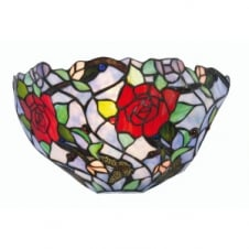 Flite Tiffany Wall Lamp