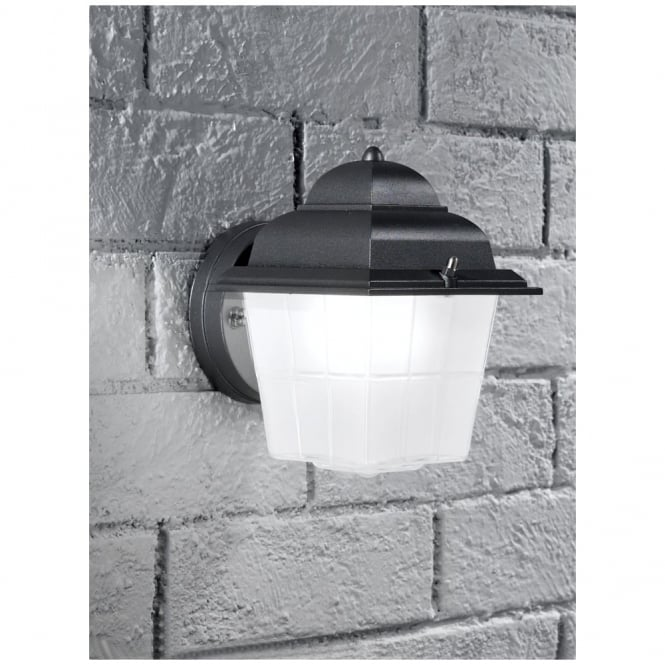 Franklite Giardino Dark Grey Exterior Wall Bracket