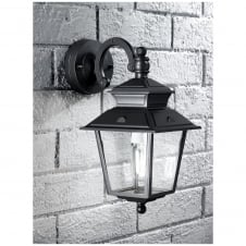 Giardino Dark Grey Exterior Downlight Wall Bracket