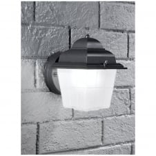 Giardino Dark Grey Exterior Wall Bracket
