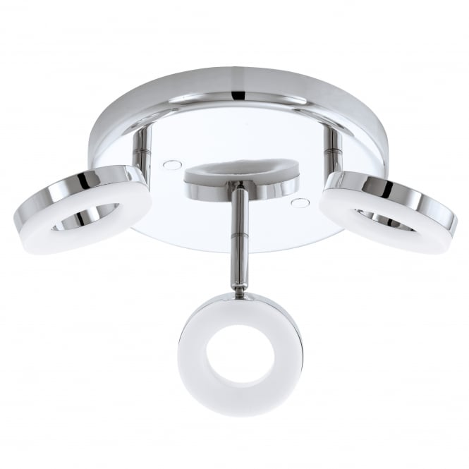Eglo Gonaro LED Ring Ceiling Light
