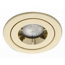 iCage Mini Showerlight IP65 50W GU10 Brass