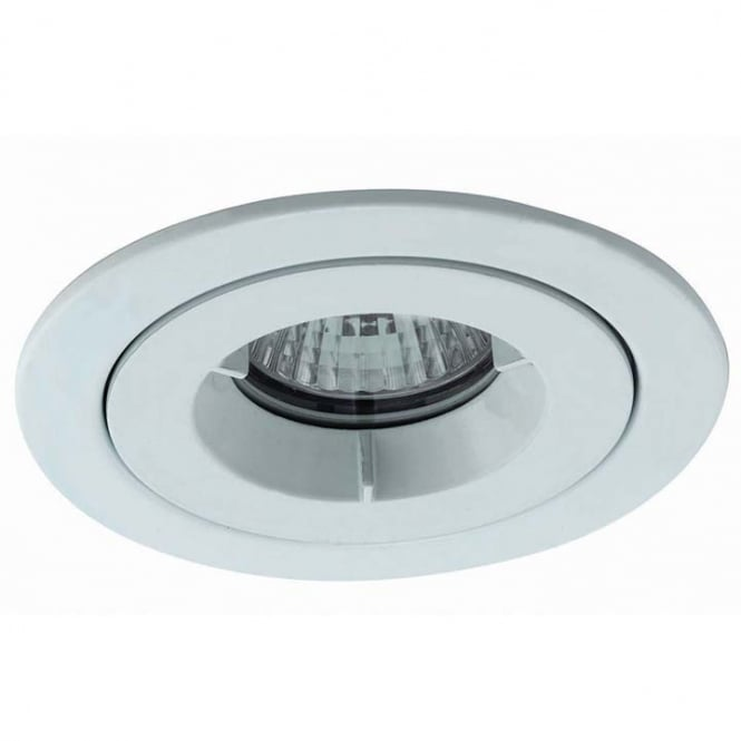 Ansell iCage Mini Showerlight IP65 50W GU10 White