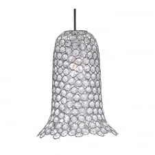 Ireby Chrome Non Electric Pendant