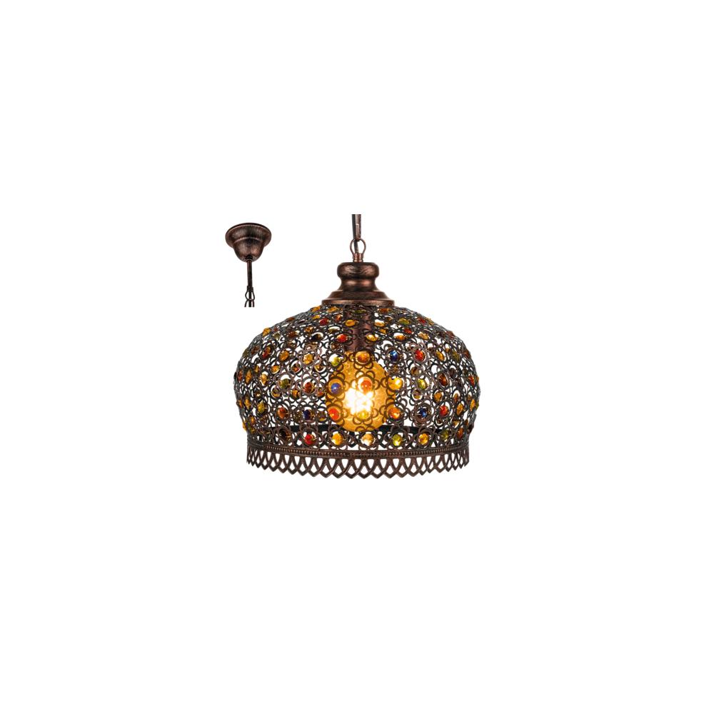 Ceiling Lamp India: Eglo SKU25606 JADIDA Indian Ceiling Light Pendant