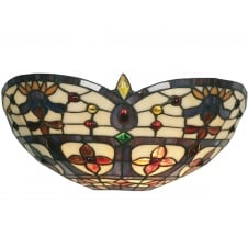 Jessamine Tiffany Wall Light