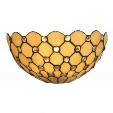 Jewel Tiffany Wall Light