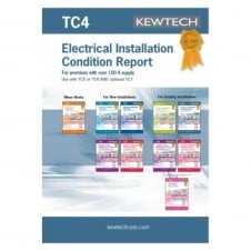 Electrical Installation & Condition Report (Over 100A)