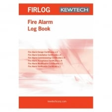 Fire Alarm Log Book