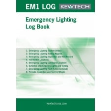 On-site log for Emergency Lighting Systems