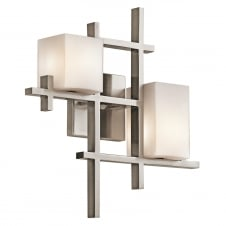 City Lights 2lt Wall Light
