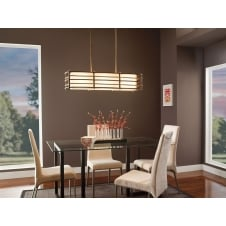 Moxie Contemporary Island Chandelier
