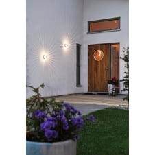 Monza Outdoor Strong LED Wall Light