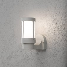 Siena Grey Exterior Wall Light